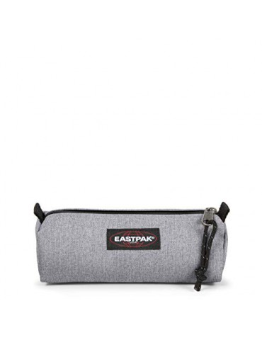 Eastpak Benchmark Single Estuche, 21 cm, Gris  Sunday Grey